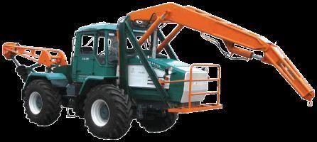 HTA-200-BKM banden trekker