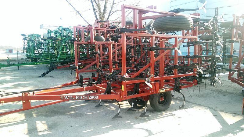 WIL-RICH 2800 + Katki cultivator