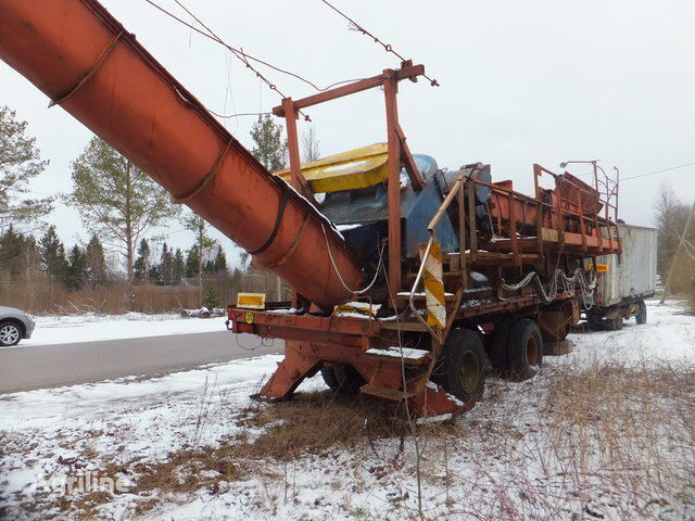 BURY BRUKS 1502M houtversnipperaar