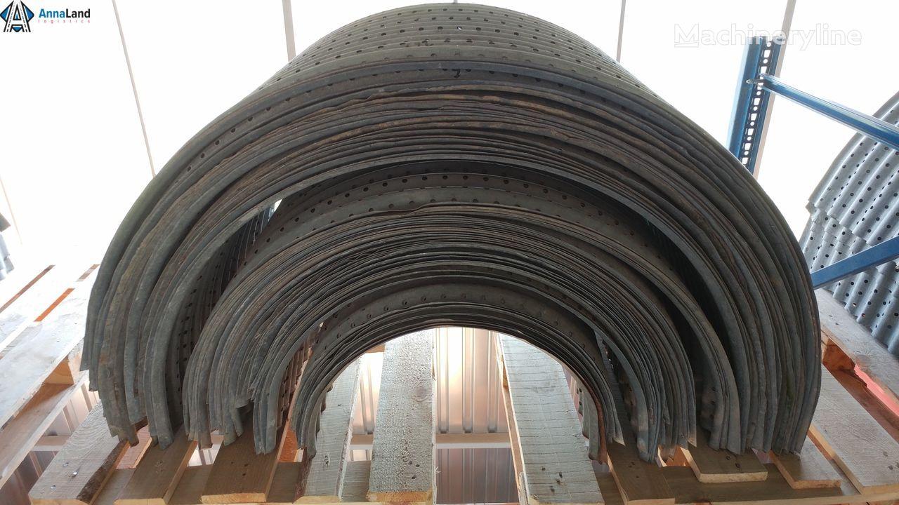 Spiro m1.25 koeltunnel