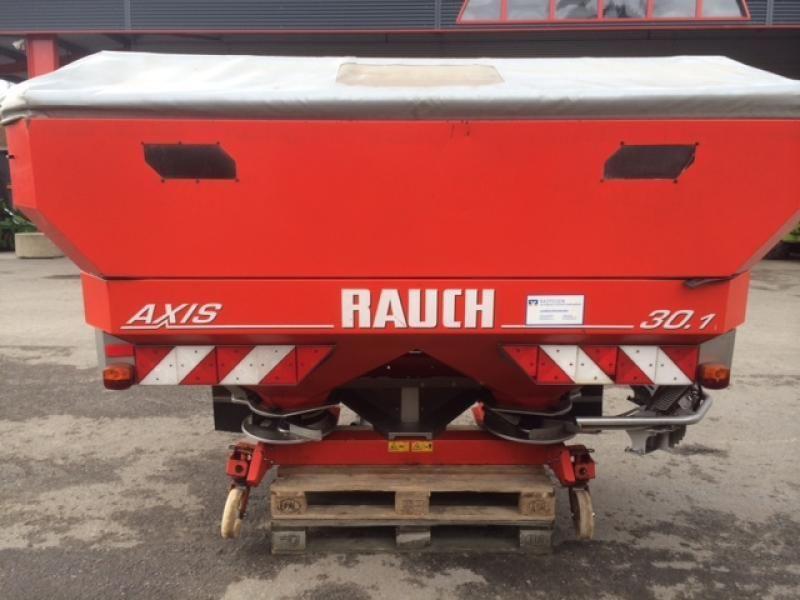 nieuw RAUCH AXIS M 30.2 Q kunstmeststrooier