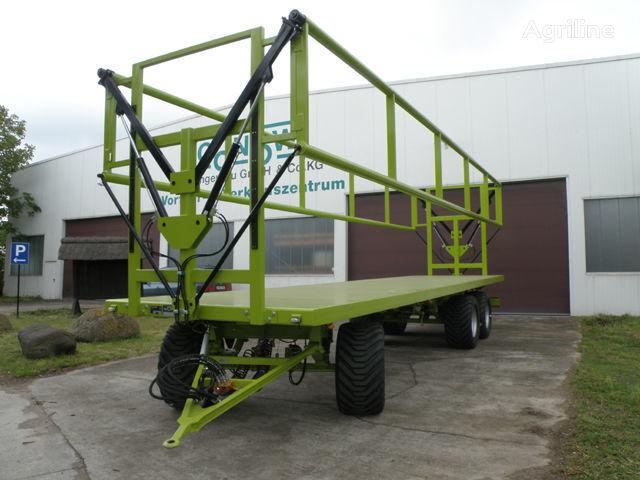 nieuw CONOW BTW V 9 Ballen-Transportwagen landbouwwagen