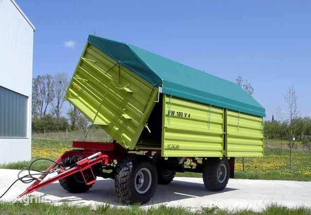 nieuw CONOW HW 180 Zweiseiten-Kipper V 4 landbouwwagen