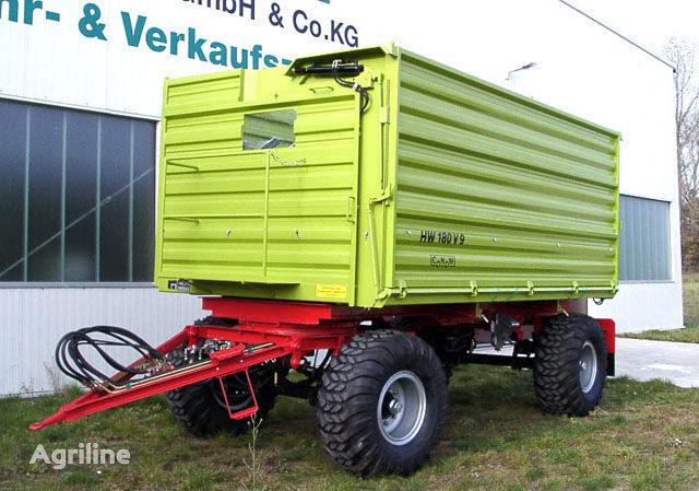 nieuw CONOW HW 180 Zweiseiten-Kipper V 9 landbouwwagen