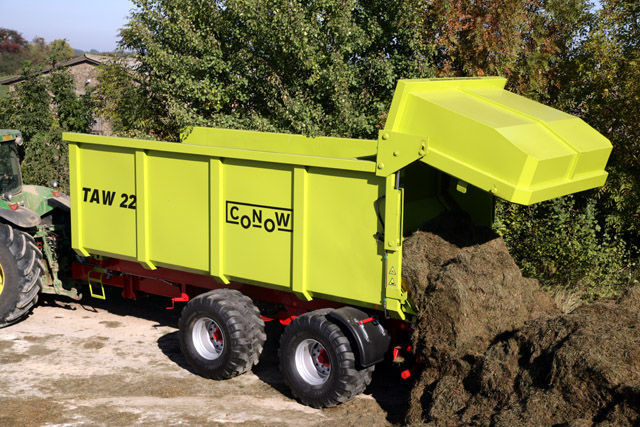 nieuw CONOW TAW 22 landbouwwagen