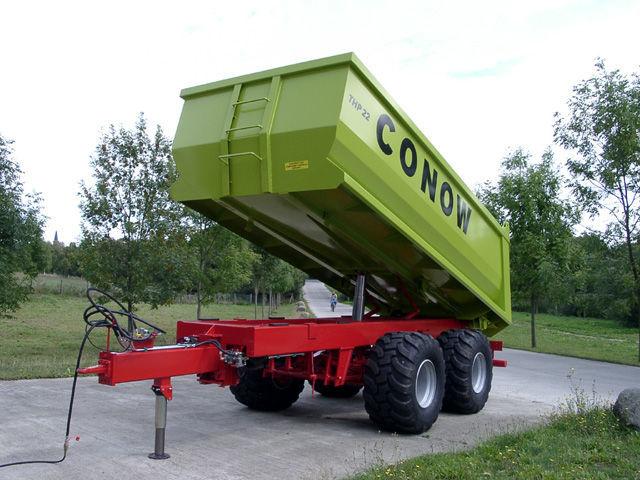 nieuw CONOW THP 22 landbouwwagen