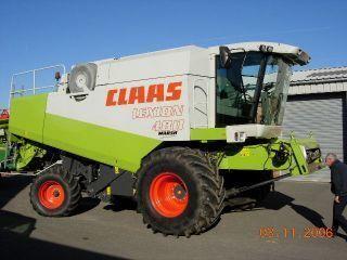 CLAAS 480 LEXION maaidorser