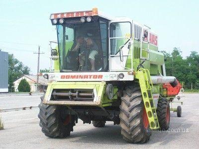 CLAAS Dominator 108 SL  maaidorser