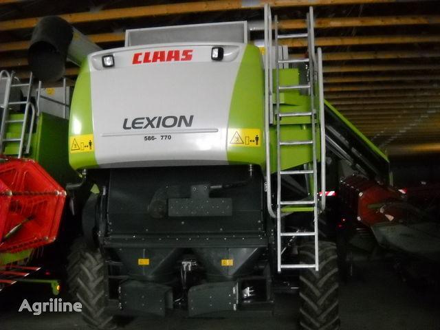 CLAAS LEXION 560 maaidorser