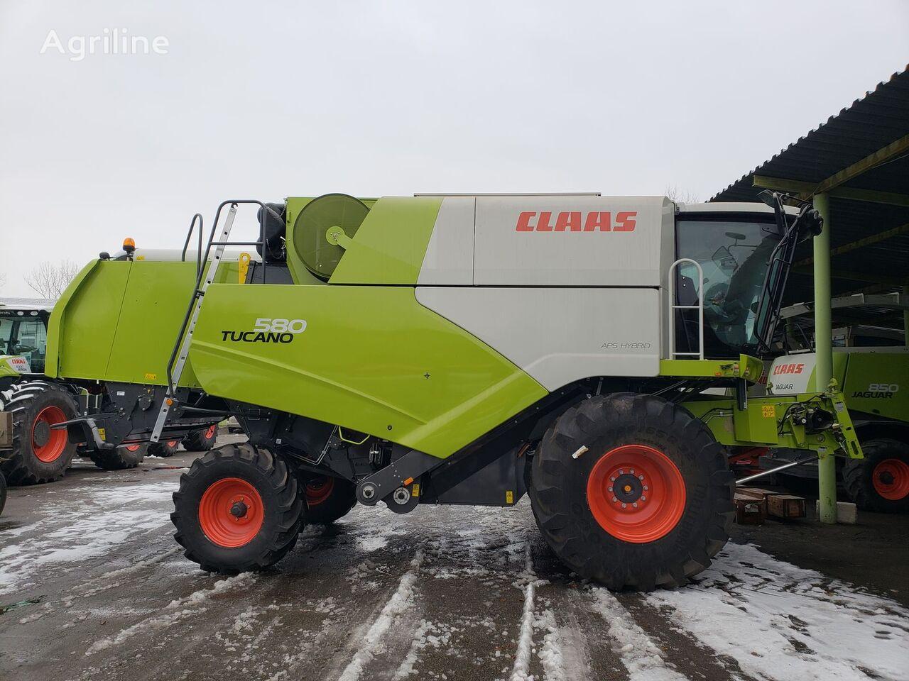nieuw CLAAS TUCANO 580 maaidorser