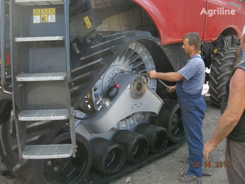 nieuw CLAAS rezinovye gusenicy dlya kombaynov i traktorov. maaidorser
