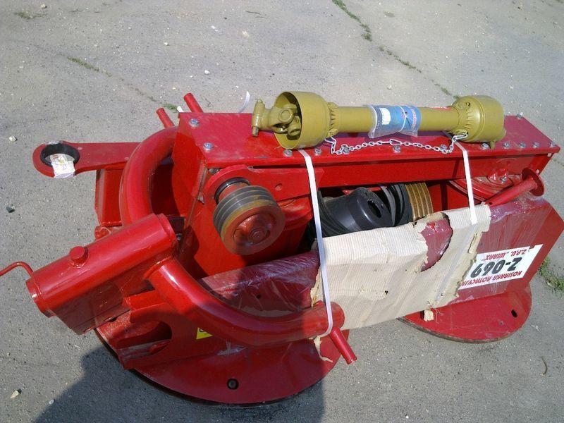 nieuw Rotornaya kosilka Z-169, Z-069, Z-173 pr-vo Polsha maaimachine