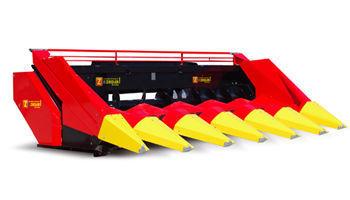 nieuw ZIEGLER Corn Champion 8 ryadnaya maiskolvenplukker