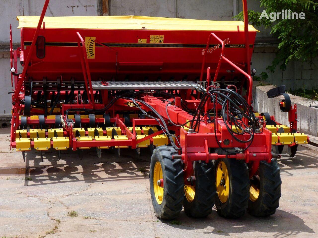 VÄDERSTAD Rapid 400C Super XL mechanische zaaimachine