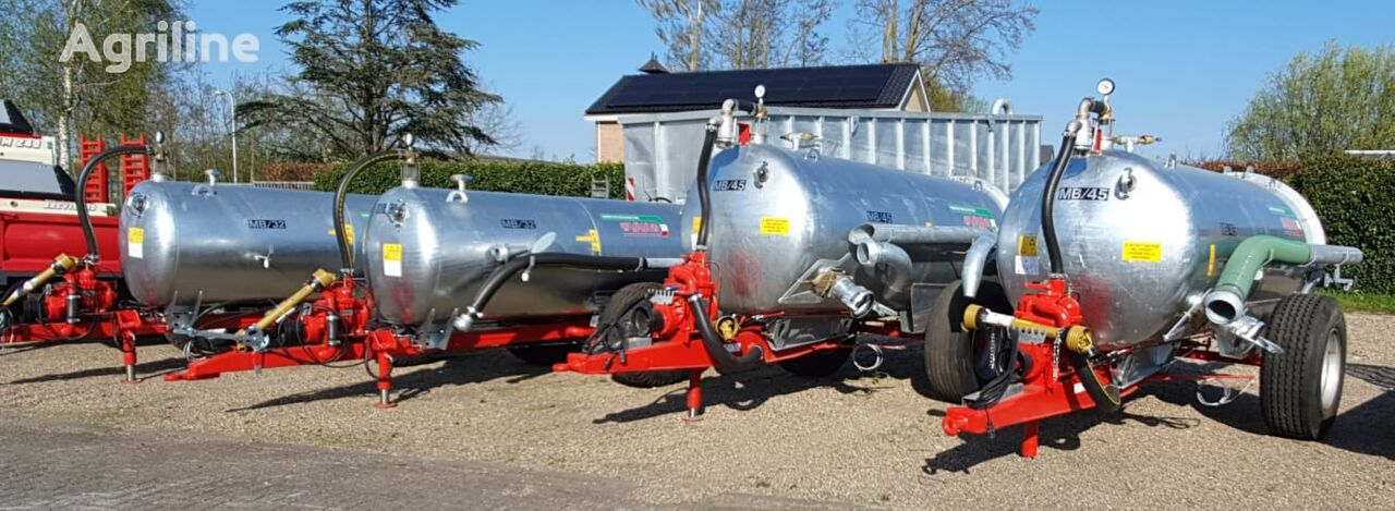 nieuw Nieuwe Vaia watertank mesttank