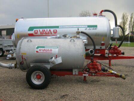 Watertank enkele as mesttank