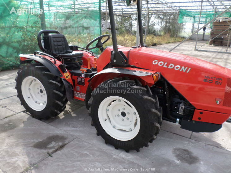 Goldoni MAXTER 60SN mini tractor