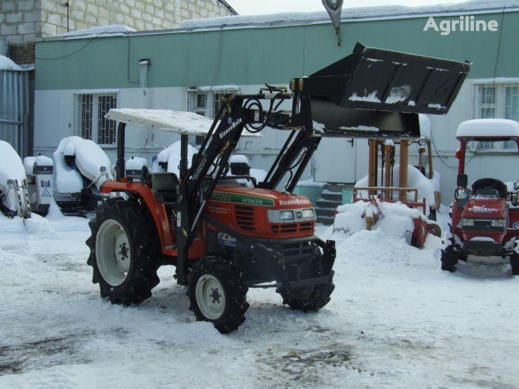 HITACHI NZ265DT mini tractor