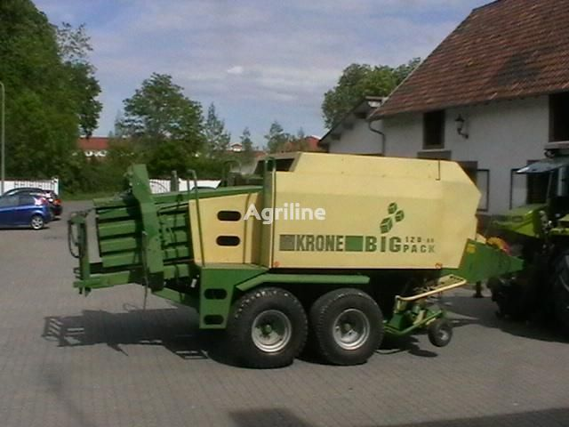 KRONE Big Pack 120-80 Big Cut pakkenpers