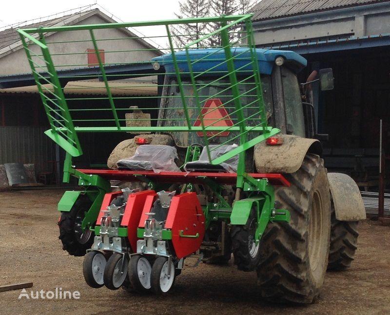 nieuw On foil transplanting machine FTM plantmachine