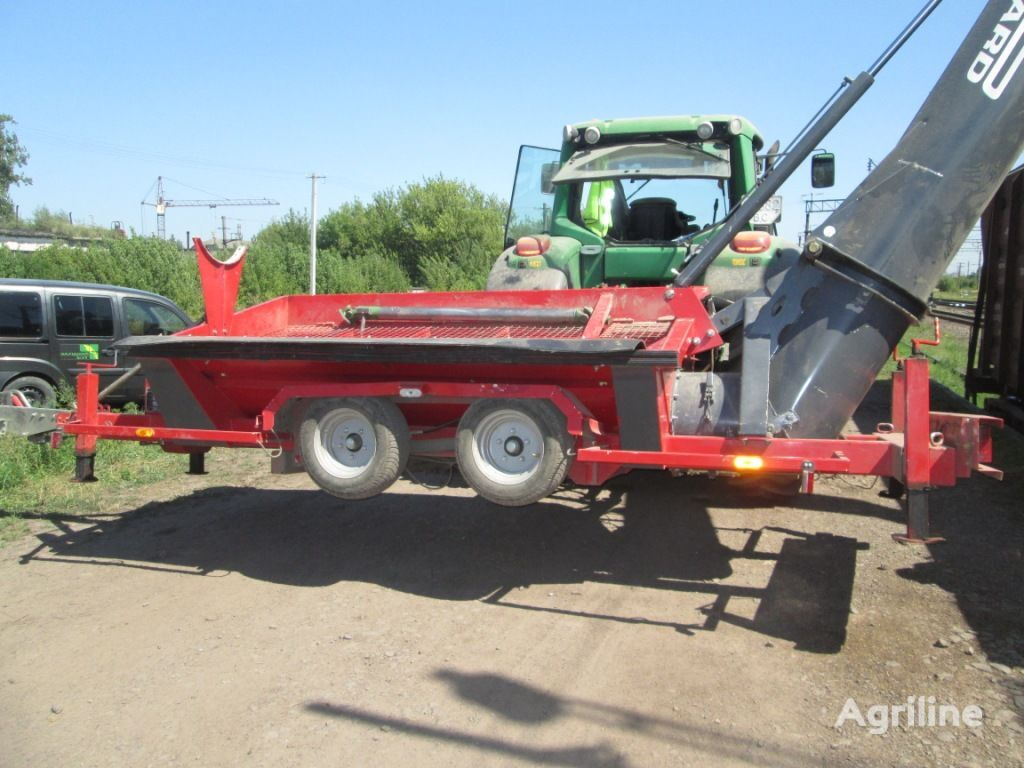 nieuw PERARD Trans eXpress 500  Peregruzchik zerna, kovcheg pneumatische graan transport