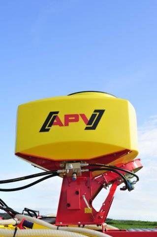 APV Sägerät PS 200 M1 pneumatische zaaimachine