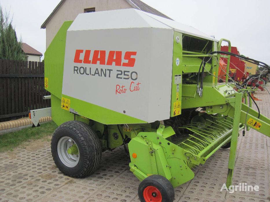 CLAAS Rollant 250 ronde balenpers