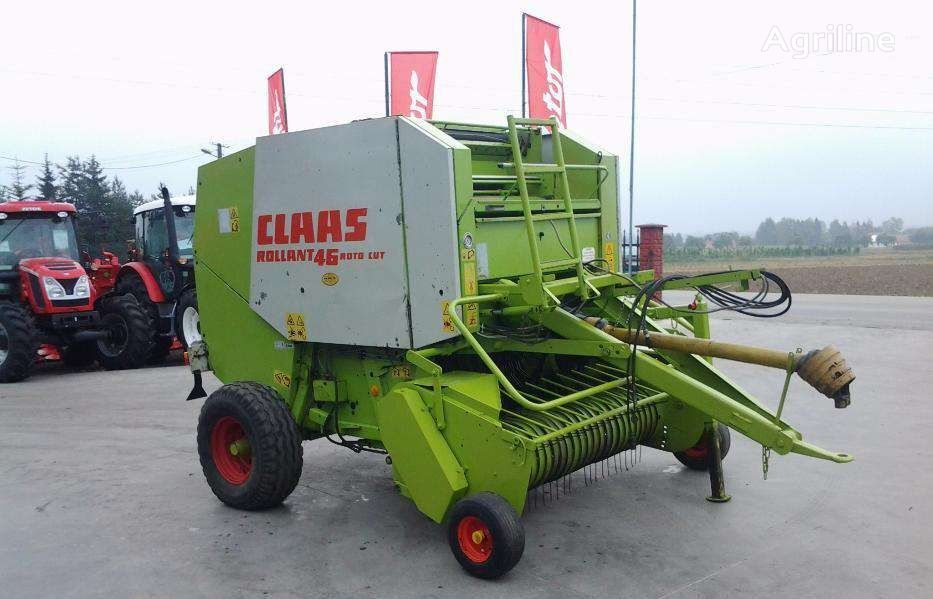 CLAAS Rollant 46 ronde balenpers