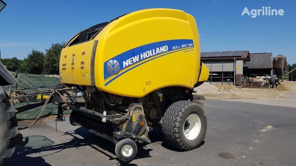 NEW HOLLAND Roll Belt 180 ronde balenpers
