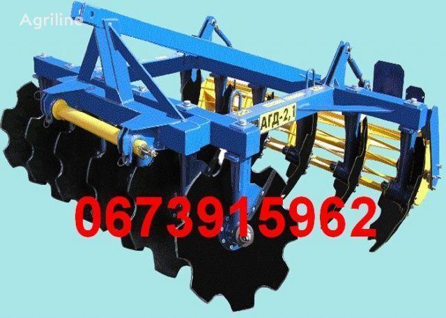 AGROREMMASH AGD-2.5 ;AGD-2,5L ; AGD-2.5R; AGD-2.8;AGD-2,8L  schijveneg