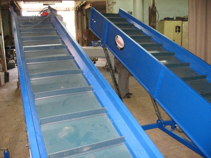 transporter (konveyer) sorteermachine