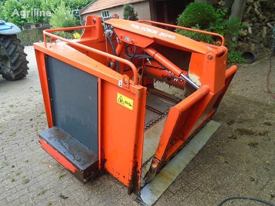 KUHN Polycrock 2050 voedermachine