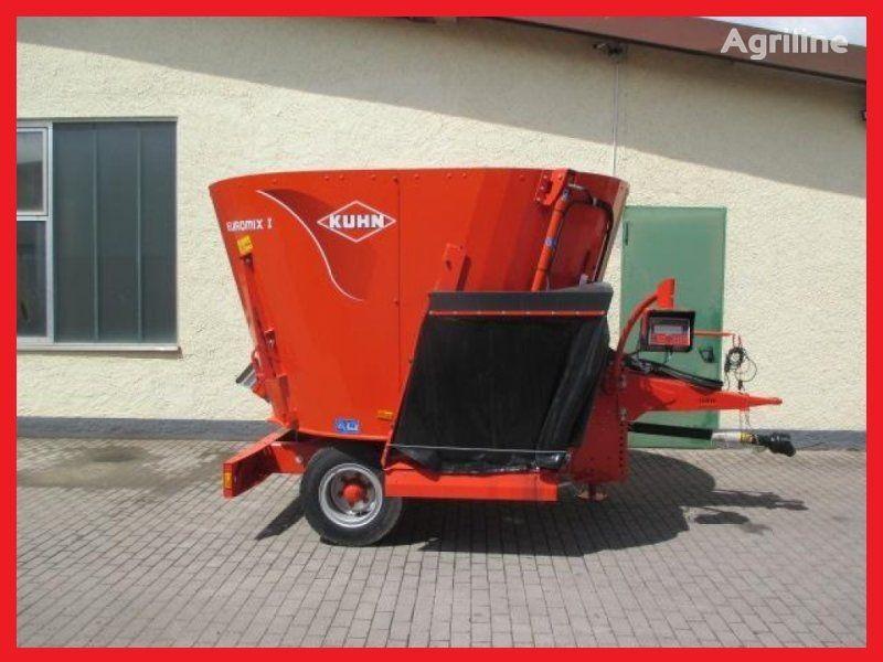 KUHN Euro Mix I 870 vertikalnyy voermengwagen