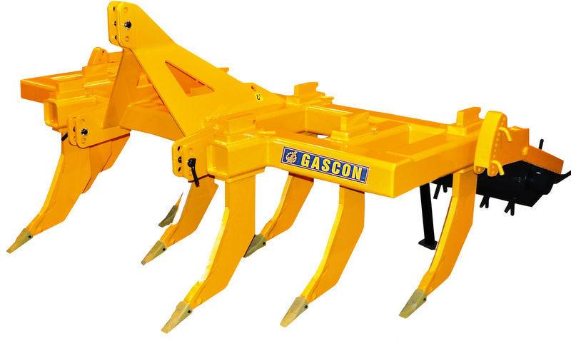 nieuw GASCON  Glubokoryhlitel Gascon SS9-3FR (270-330 l.s.) voorzetwoeler