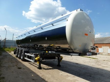 nieuw SANTI SANTI-MENCI pishchevaya cisterna S 67 SANTI-MENCI levensmiddelentransport