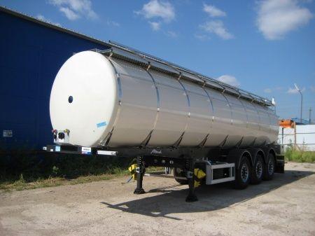 nieuw SANTI SANTI-MENCI pishchevaya cisterna SAF Modul OFF-Road (ID-) SANTI-MENC levensmiddelentransport