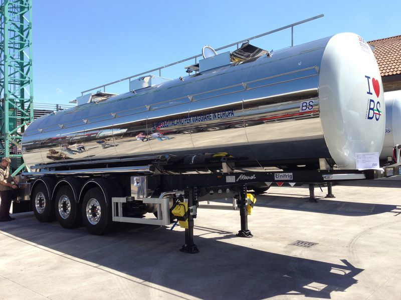 UNIFRIG Light 5.600 kg levensmiddelentransport