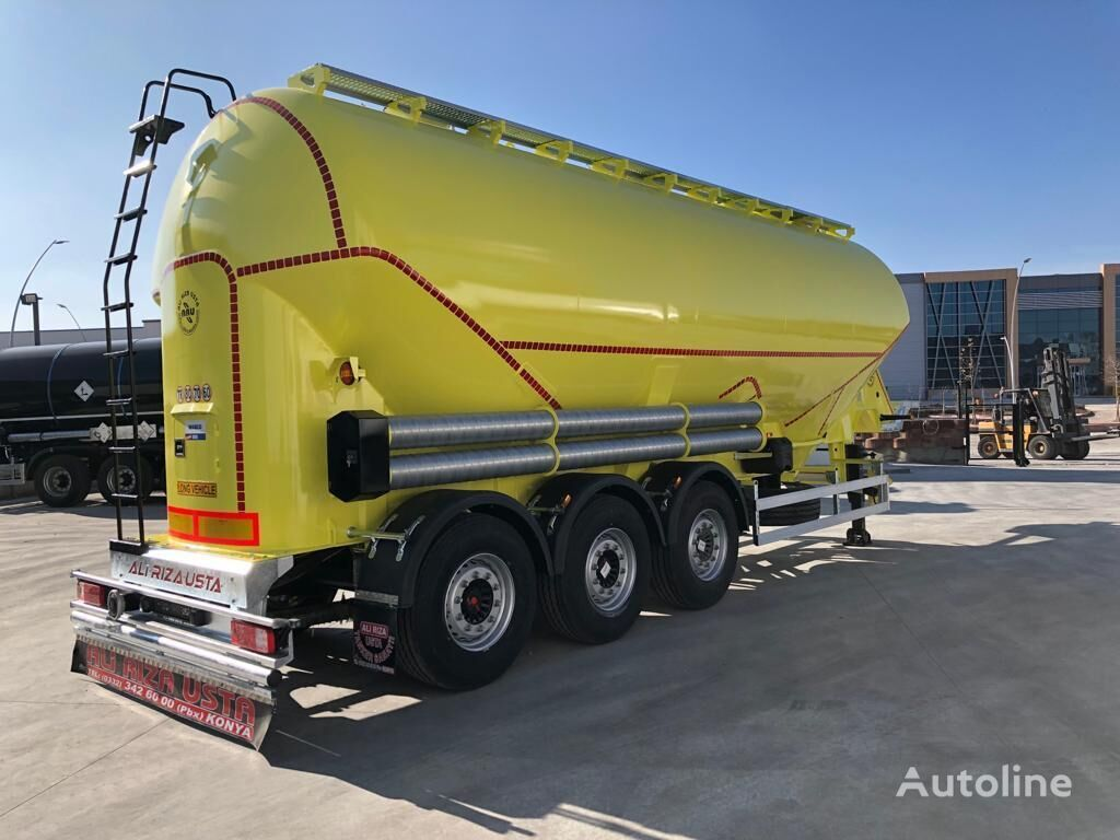 nieuw ALI RIZA USTA Millenium Mukovoz meel truck tankoplegger