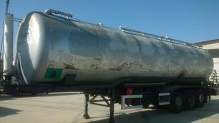 PIACENZA S36 H2 T56 meel truck tankoplegger