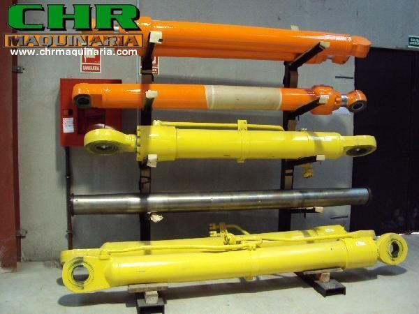 Hydraulische cilinder voor KOMATSU PC210-6, PC240-6, PC34 graafmachine