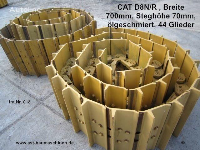 Caterpillar Kette mit Bodenplatten, used Rupsen voor CATERPILLAR D8N/R bulldozer