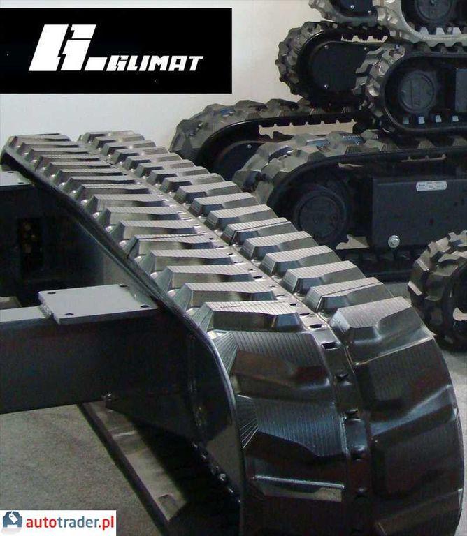nieuw Rupsen voor ITR GĄSIENICA GUMOWA 250X109X35W 2016r ITR bouwmachines