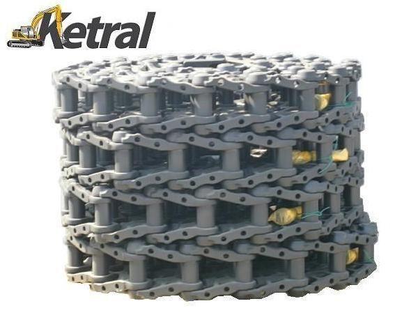 DCF track - ketten - łańcuch Rupsen voor JCB 210 graafmachine
