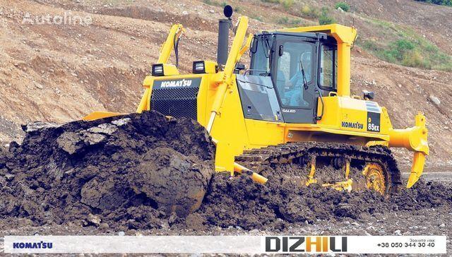 Rupsen voor KOMATSU bulldozer