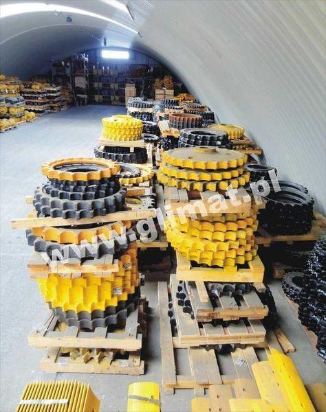 nieuw Tandwiel voor HANOMAG D600 bouwmachines