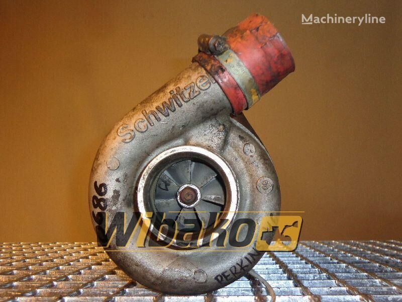 Turbocharger Schwitzer 2674A154 Turbo-compressor voor 2674A154 (20H90-00260) overige