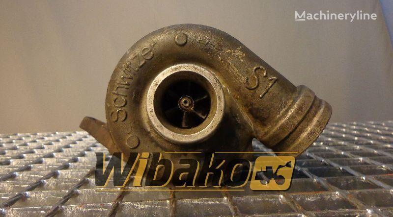 Turbocharger Schwitzer 6185010F Turbo-compressor voor 6185010F (07B03-0989) graafmachine