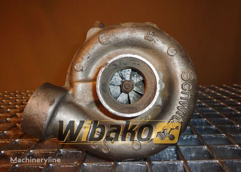 Turbocharger Schwitzer BF4M1013 Turbo-compressor voor BF4M1013 overige