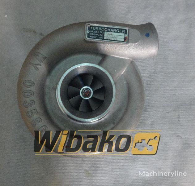 Turbocharger Cummins HX35 Turbo-compressor voor HX35 (3522778) graafmachine