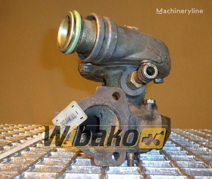 Turbocharger Schwitzer S1BS010D Turbo-compressor voor S1BS010D (30L03-0309) graafmachine